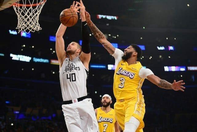 Anthony Davis, Lakers, Frank Vogel