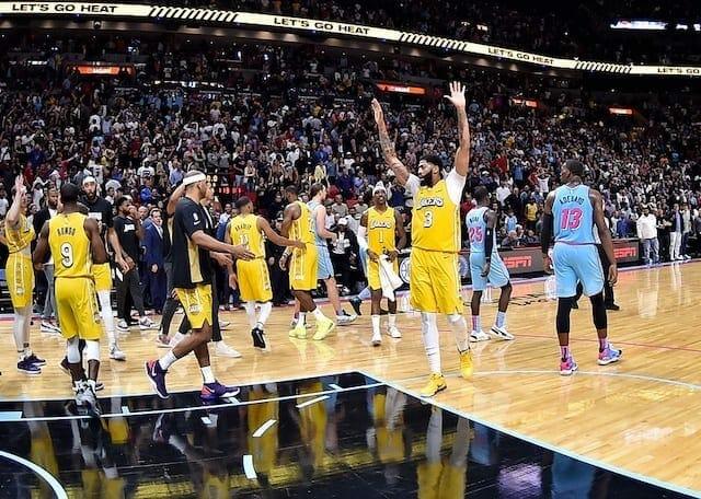 Lakers, Heat