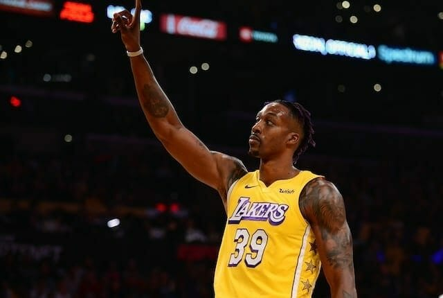 Dwight Howard, Lakers