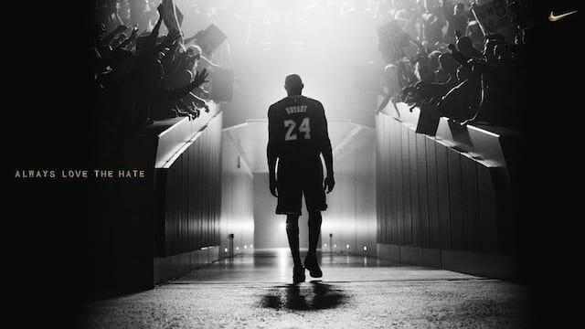 Kobe Bryant, Nike