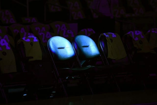 Kobe, Gianna Bryant seats