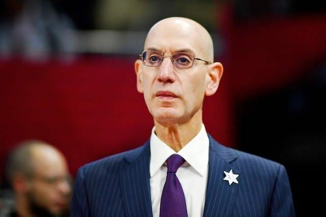 Adam SIlver, NBA, Lakers