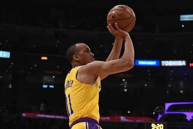 Avery Bradley, Lakers