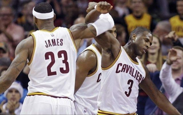 LeBron James, Dion Waiters, Lakers
