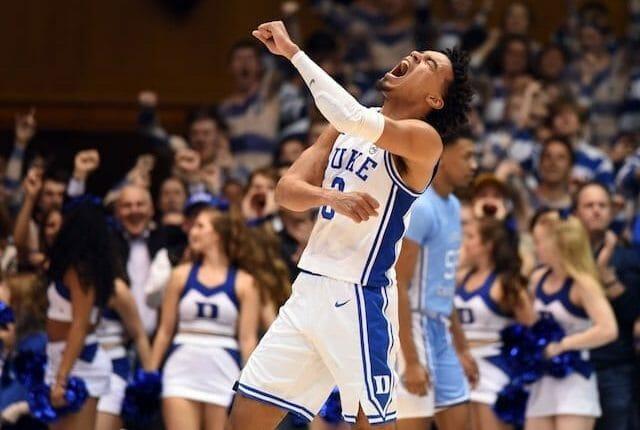 Tre Jones, Duke, NBA Draft