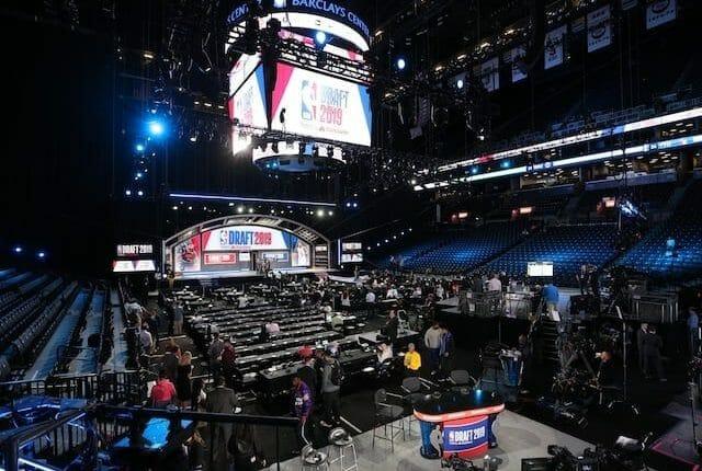 2019 NBA Draft, 2021 NBA Draft, Lakers