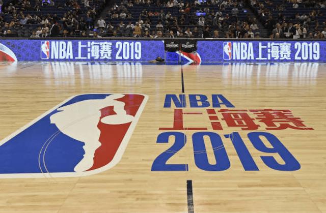 2019 NBA Global Games China