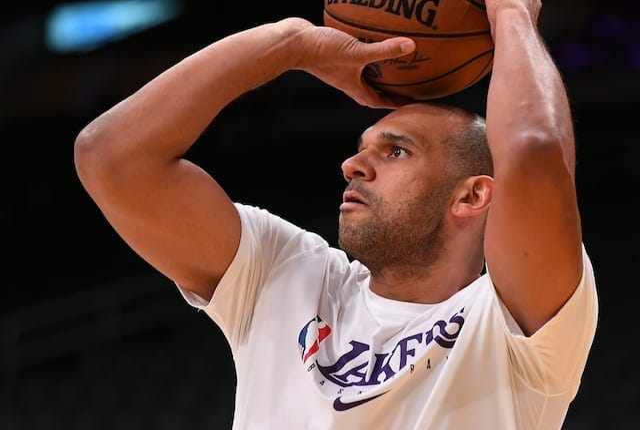 Jared Dudley, Lakers, NBA