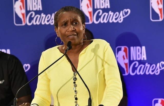 NBPA, NBA, Michele Roberts
