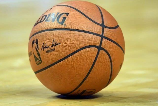 Spalding basketball, NBA