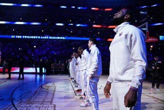 LeBron James, 2020 NBA All-Star Game