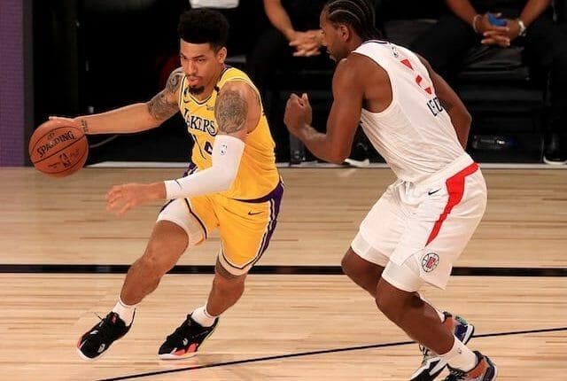 Danny Green, Kawhi Leonard, Lakers, Clippers