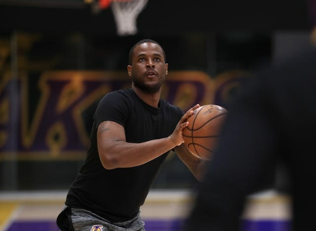 Dion Waiters, Lakers, Frank Vogel, J.R. Smith