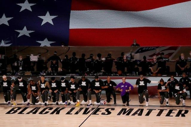 Lakers roster, Doc Rivers, Frank Vogel, Black Lives Matter, NBA restart