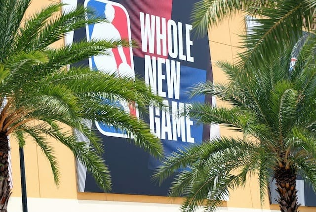 The Arena, ESPN World Wide of Sports Complex, NBA restart