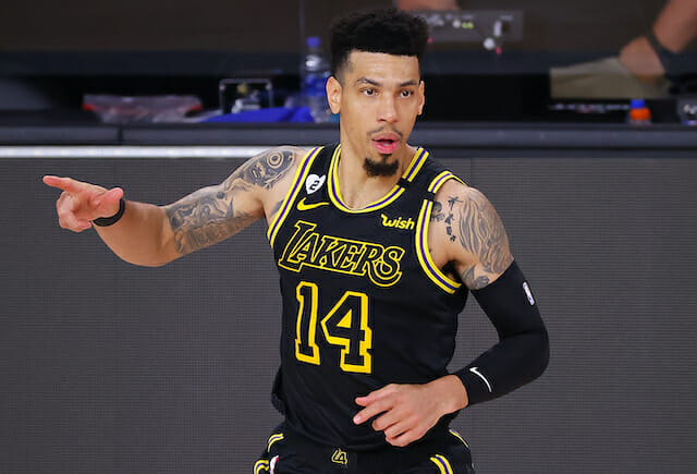 Lakers News: Danny Green Shows Off Tattoo Commemorating 2020 ...