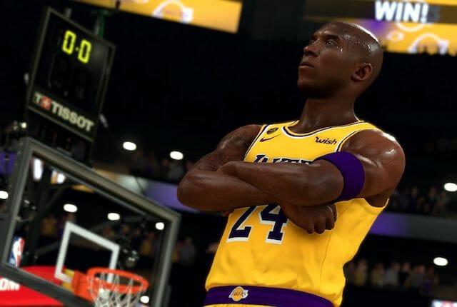 Kobe Bryant, NBA 2K21