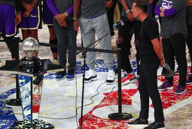 Rob Pelinka, Western Conference Finals champions