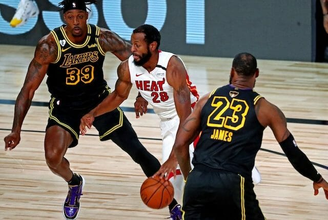 Dwight Howard, LeBron James