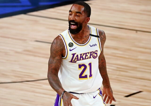 Lakers News: JR Smith Explains Decision To Enroll In College At ...