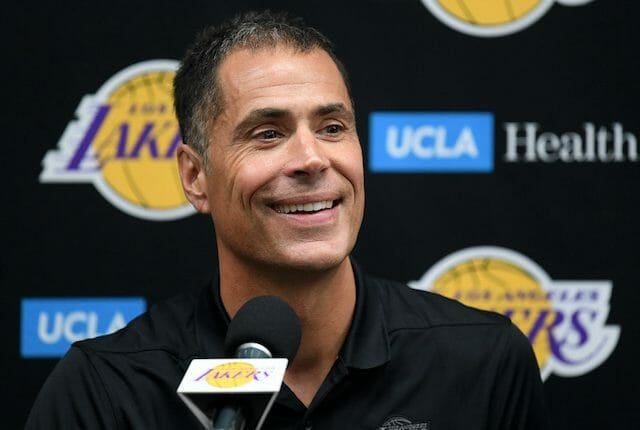 Rob Pelinka, Lakers