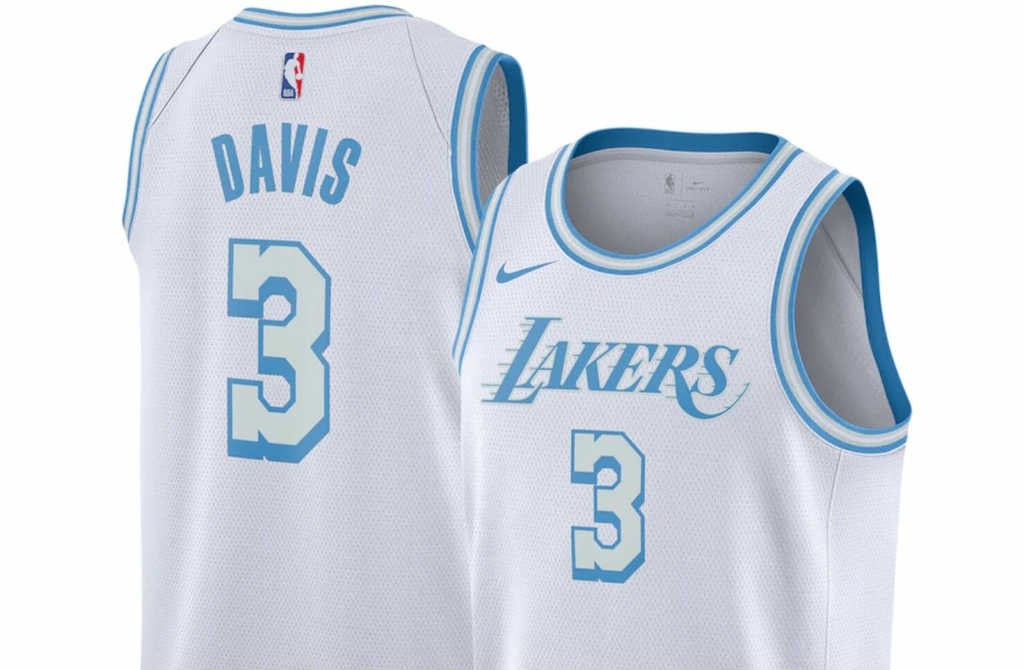 Elgin Baylor Designs Lakers Lore Series Jersey For 2020-21 Nike ...