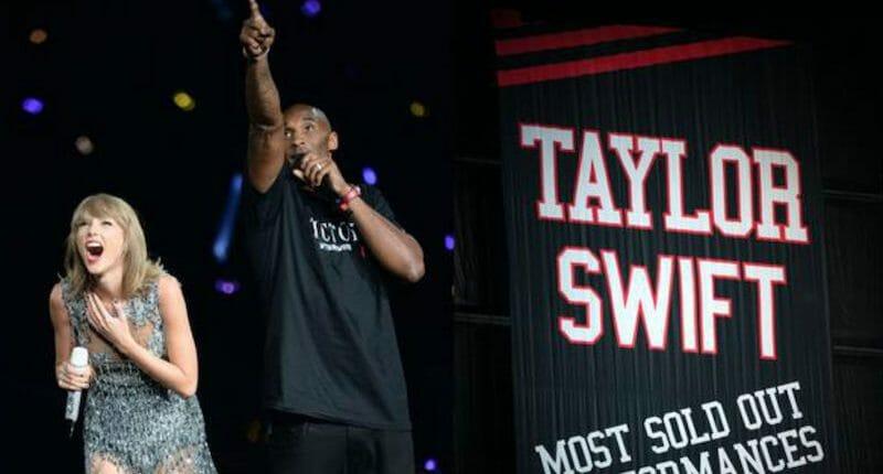 Kobe Bryant, Taylor Swift