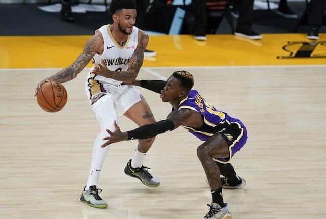 Dennis Schroder, Los Angeles Lakers, New Orleans Pelicans