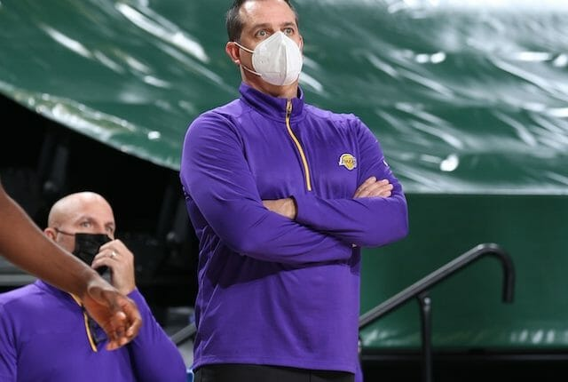 Jason Kidd, Frank Vogel, Lakers