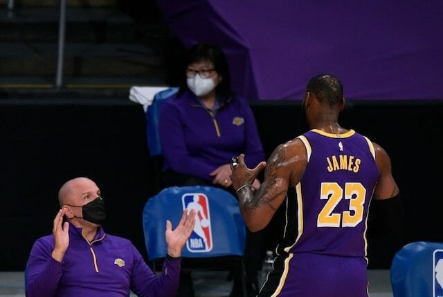 LeBron James, Jason Kidd, Dr. Judy Seto