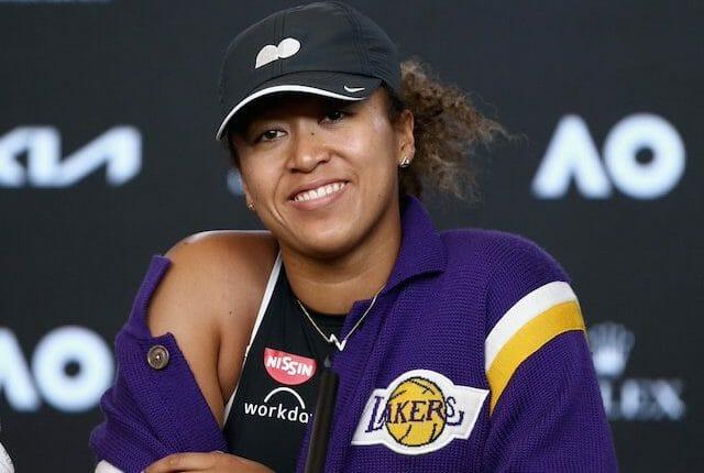 Naomi Osaka, Lakers