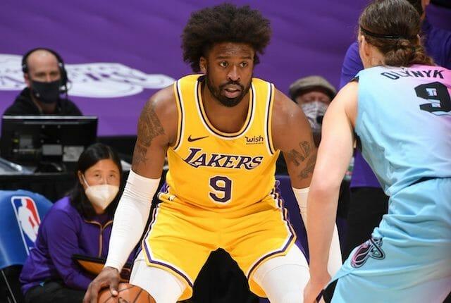 Wesley Matthews, Lakers, Nina Hsieh