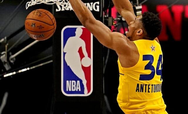 Giannis Antetokounmpo, 2021 NBA All-Star, Kobe Bryant
