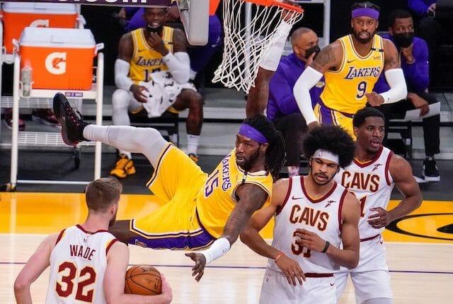 Montrezl Harrell, Lakers