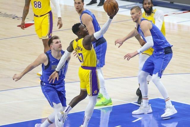 Dennis Schroder, Lakers