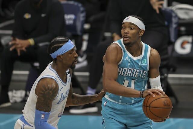 Kentavious Caldwell-Pope, Los Angeles Lakers, Charlotte Hornets