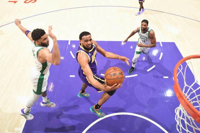 Talen Horton-Tucker, Lakers