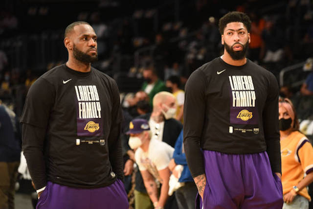 Lakers News: Anthony Davis & LeBron James Believe Having Full Offseason Was Beneficial
