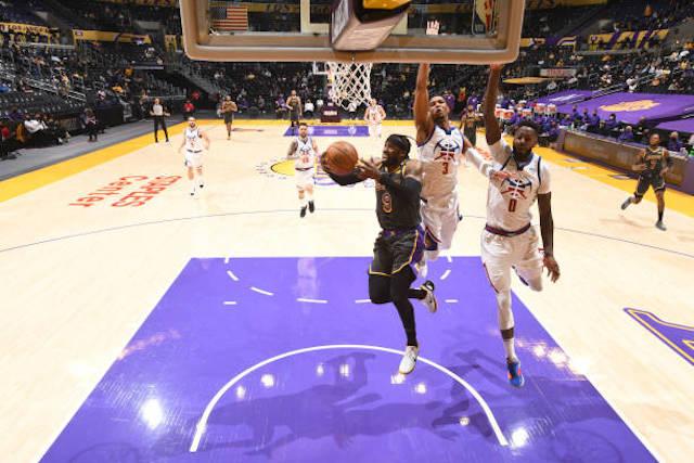 Wesley Matthews, Lakers