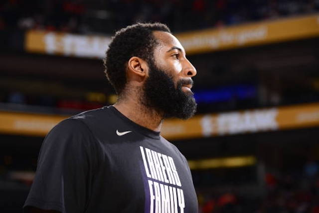 Andre Drummond, Lakers