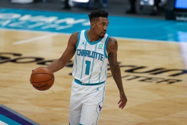 Malik Monk, Lakers, Hornets