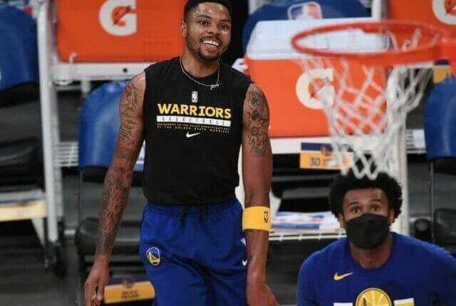 Kent Bazemore, Warriors, Lakers