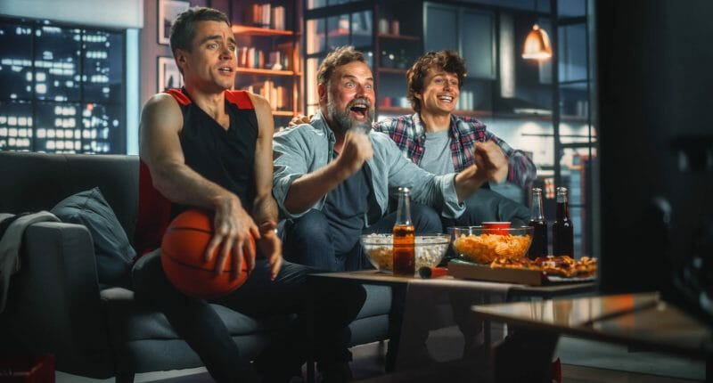 Basketball Fans Streaming Online