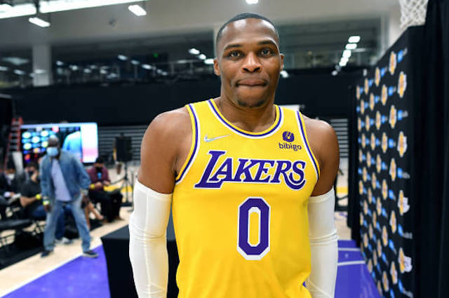 Russell Westbrook, Lakers