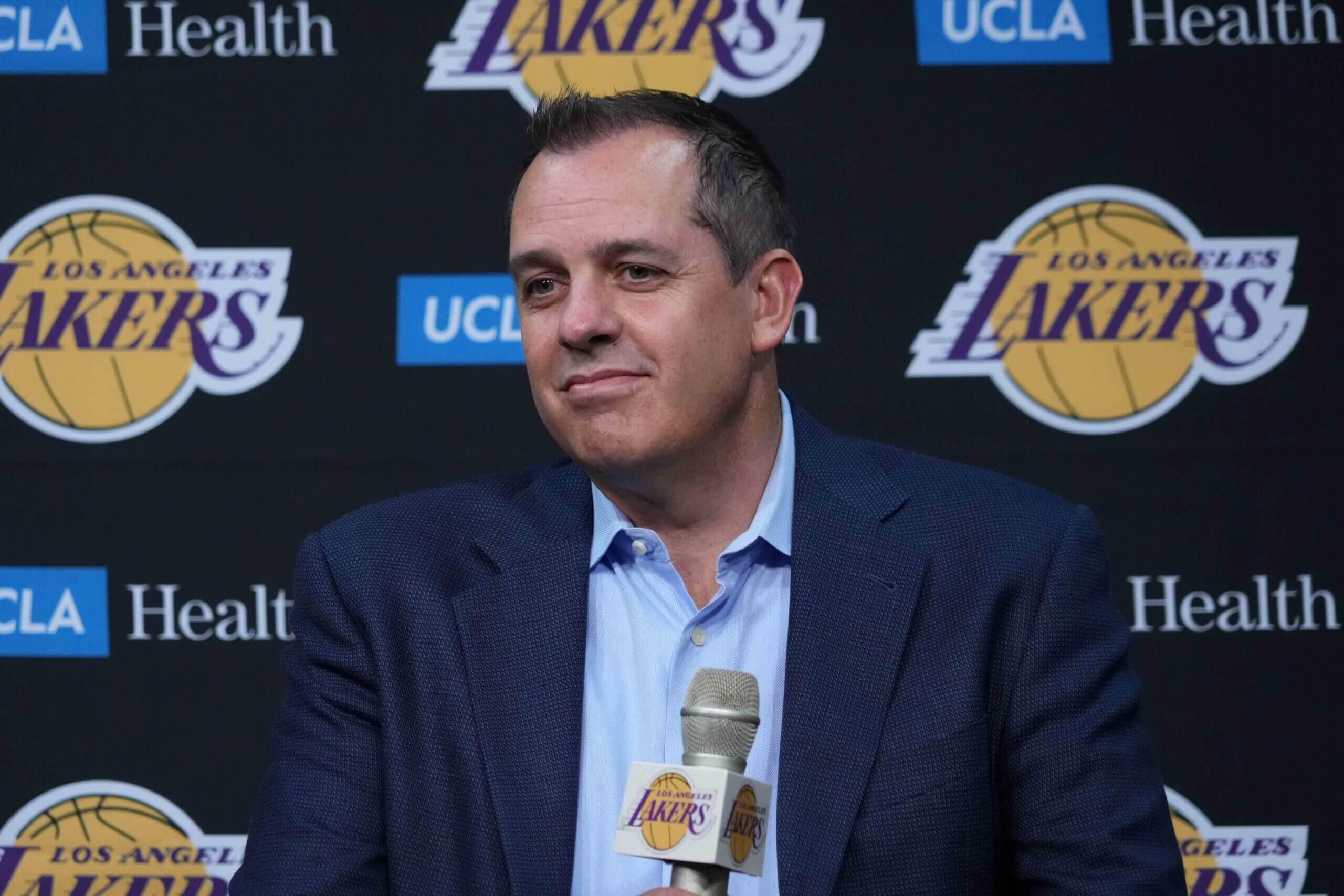 Lakers News: Frank Vogel Believes Road Trip Will Help Build Chemistry