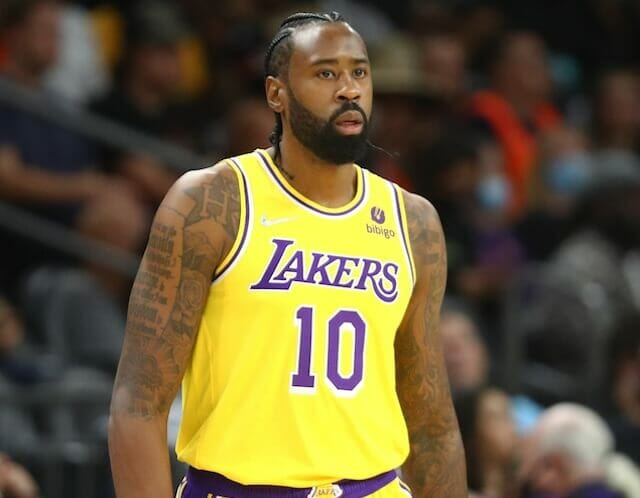 Lakers News: DeAndre Jordan Will Remain Supportive If He's Starting Or Coming Off Bench