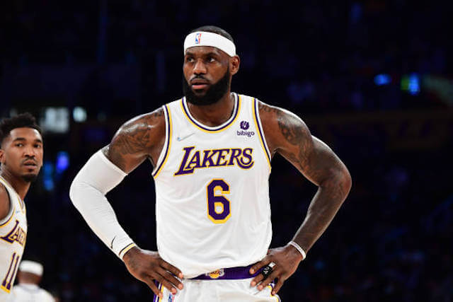 Lakers News: LeBron James Thought 'Not Again' When Suffering Leg Injury Vs. Grizzlies