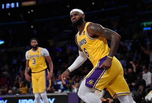 Top Three Takeaways From Week 1 Of Lakers' 2021-22 Season