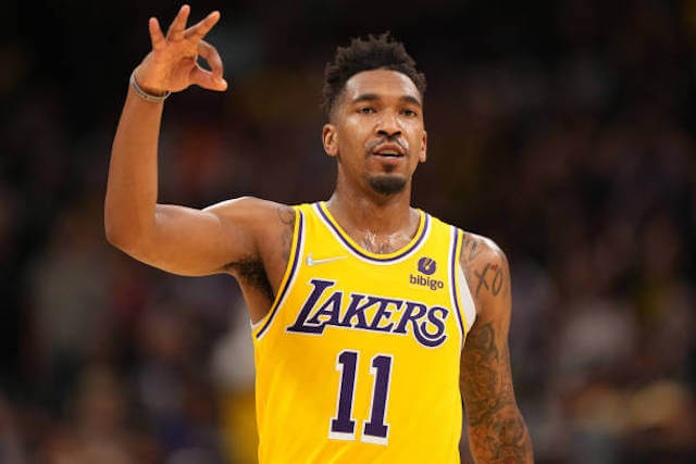 Lakers News: Malik Monk Is 'Super Confident' After Hitting Crucial Three In Victory Over Spurs
