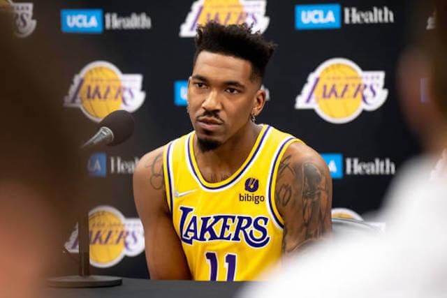 Malik Monk, Lakers